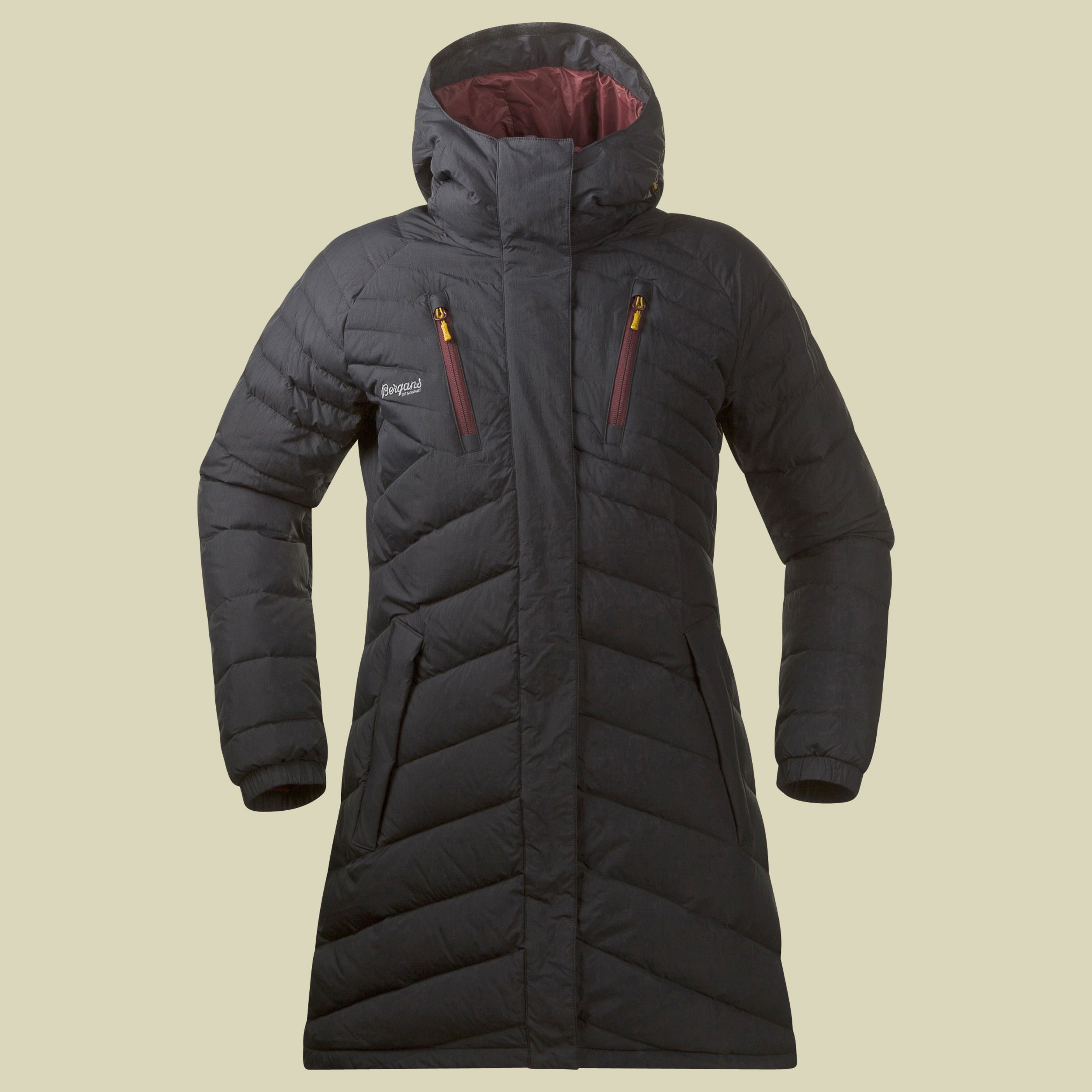 Svolvaer Down Long Lady Jacket