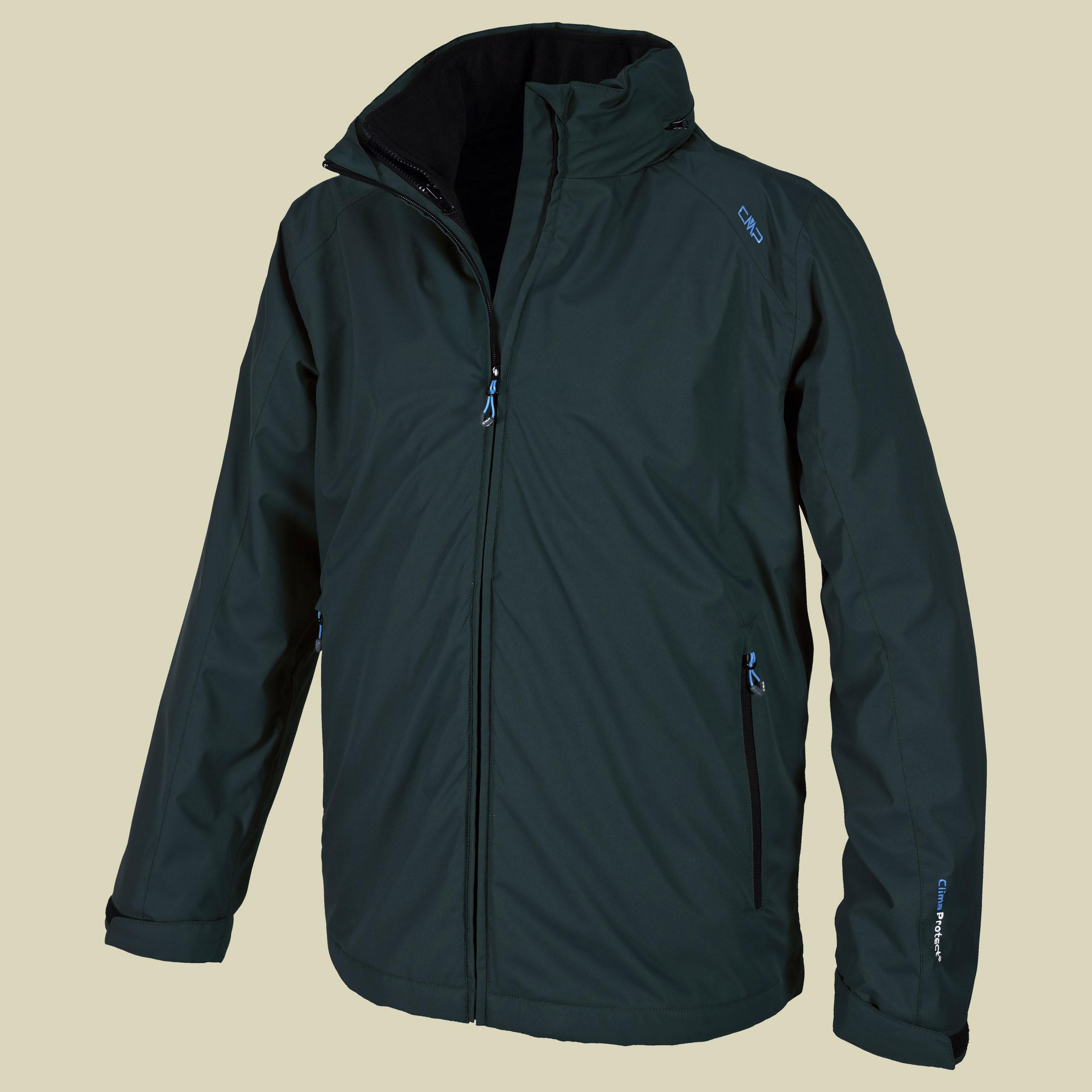 Man Zip Hood Jacket 3 in 1 CMP 3Z31147D