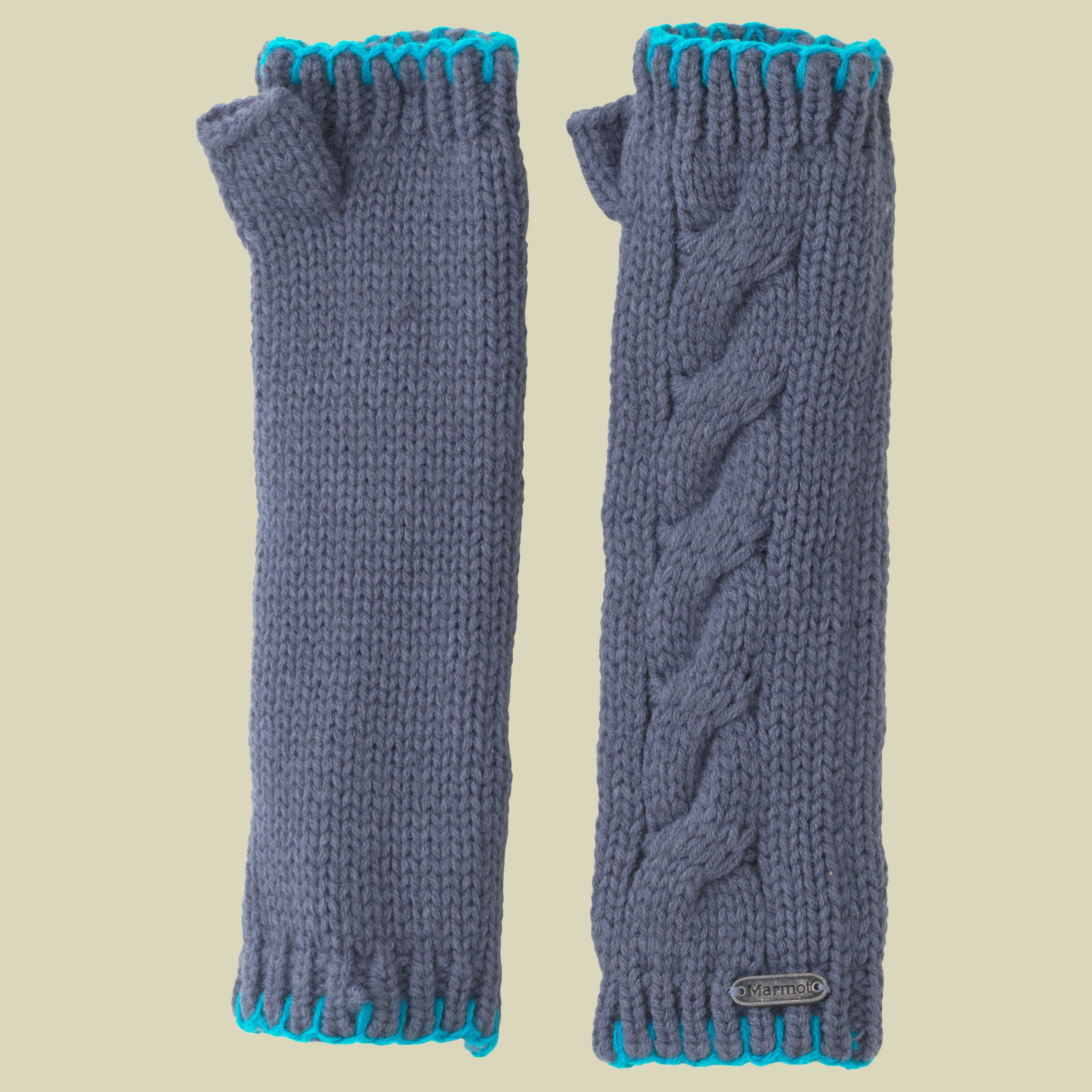 Cable Knit Wrist Gaiter Women