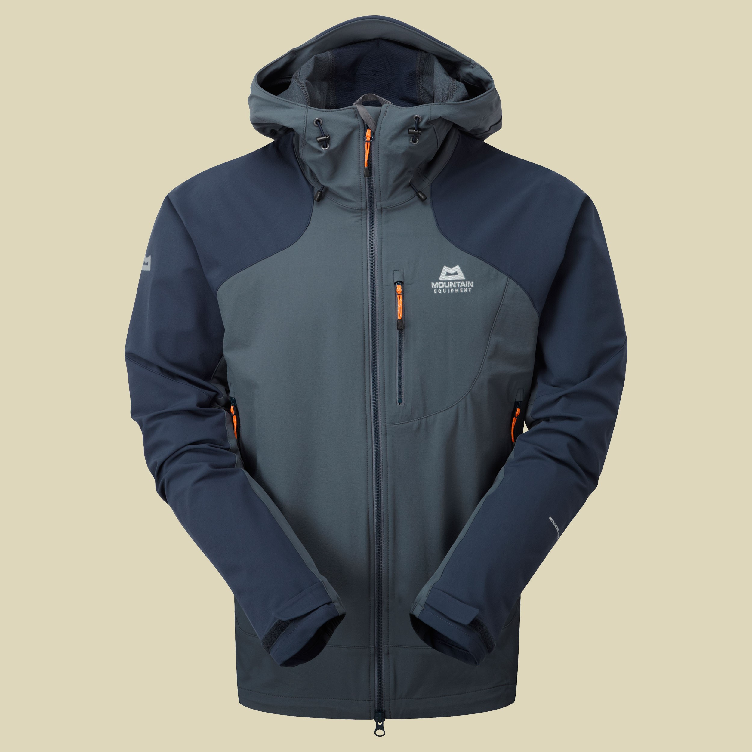 Frontier Hooded Jacket Men