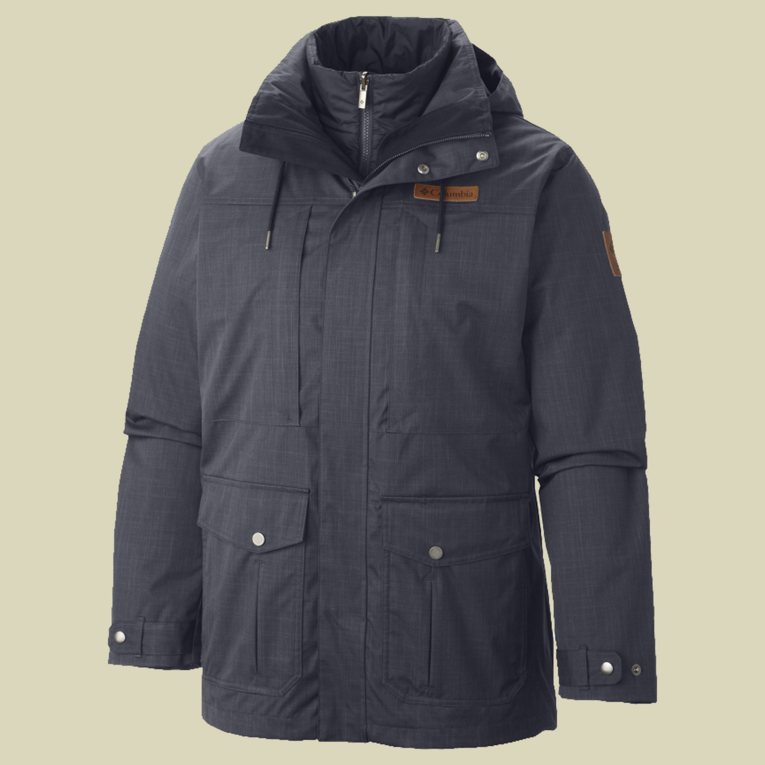 Horizons Pine Interchange Jacket Men