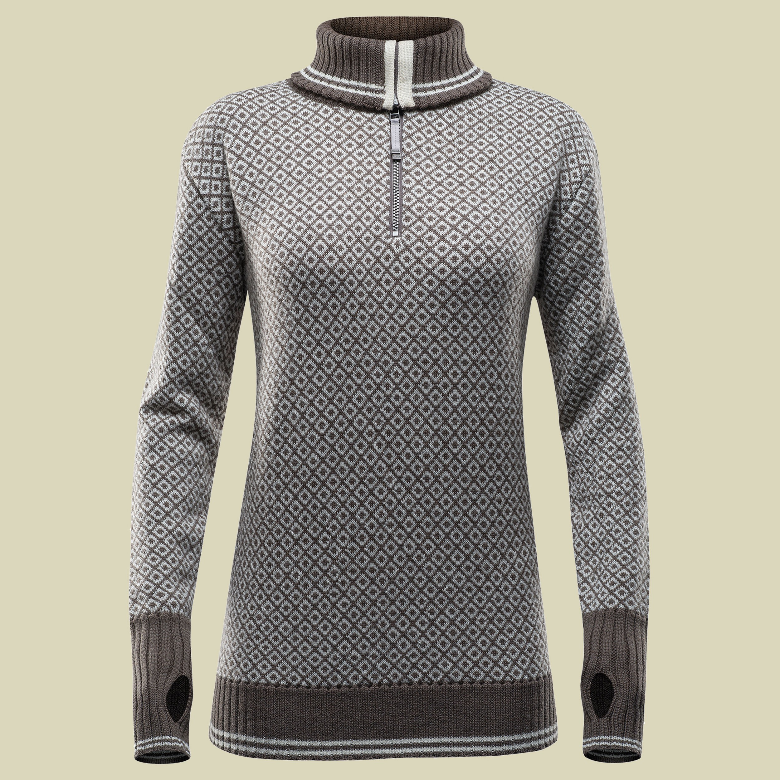 Slogen Zip Neck Women