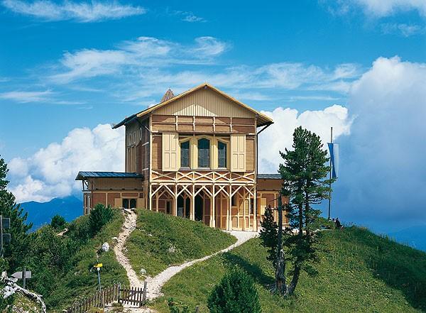 Gipfelmomente - Wanderung zum Königsschloss