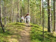 Finnland - Wandertour an der russischen Grenze