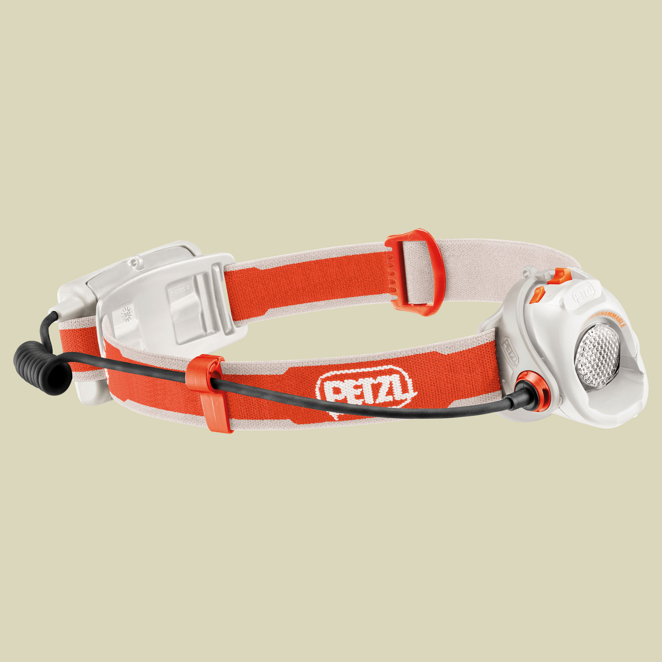 Petzl Myo RXP Stirnlampe orange