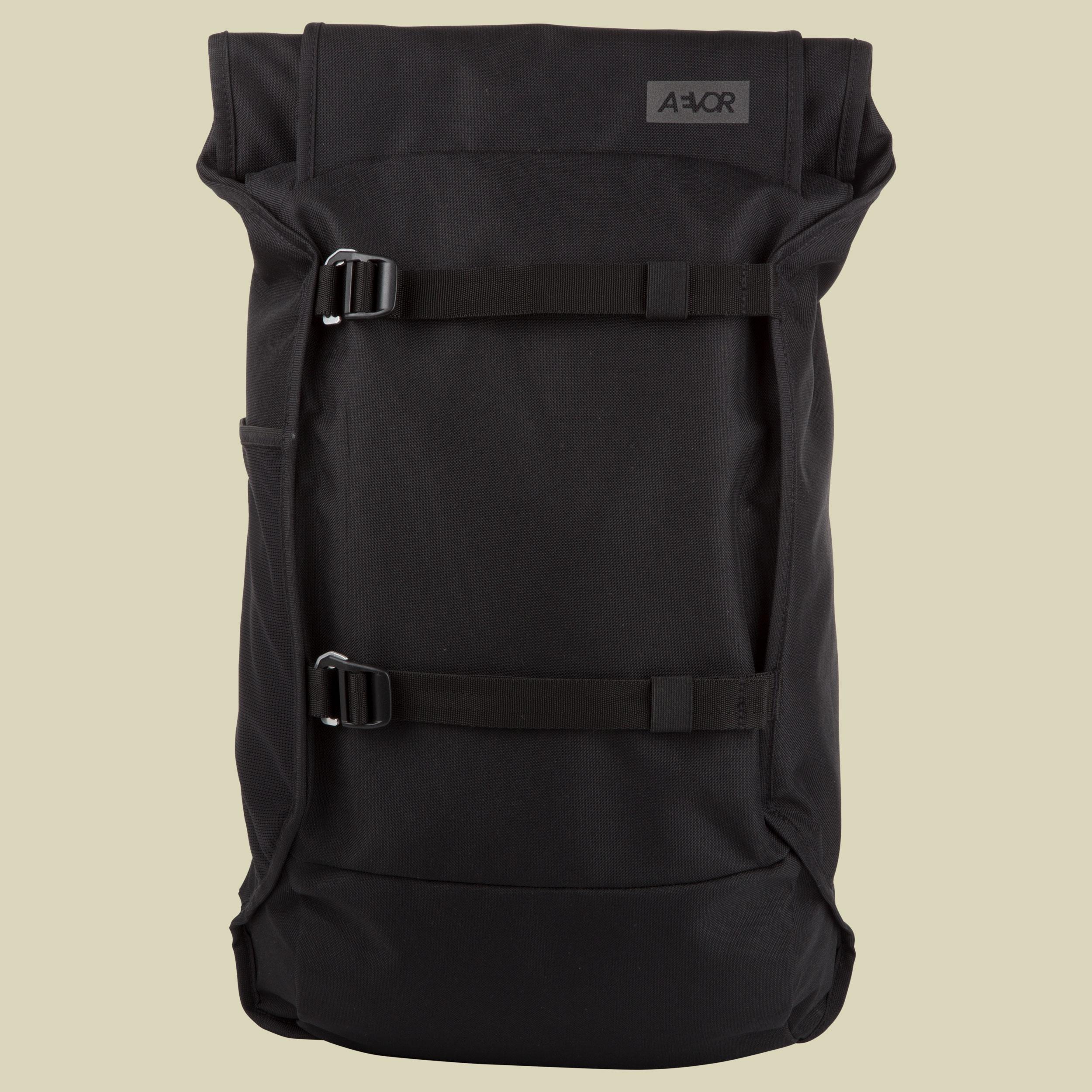 AEVOR Aevor Backpack Trip Daypack Volumen 26 black eclipse