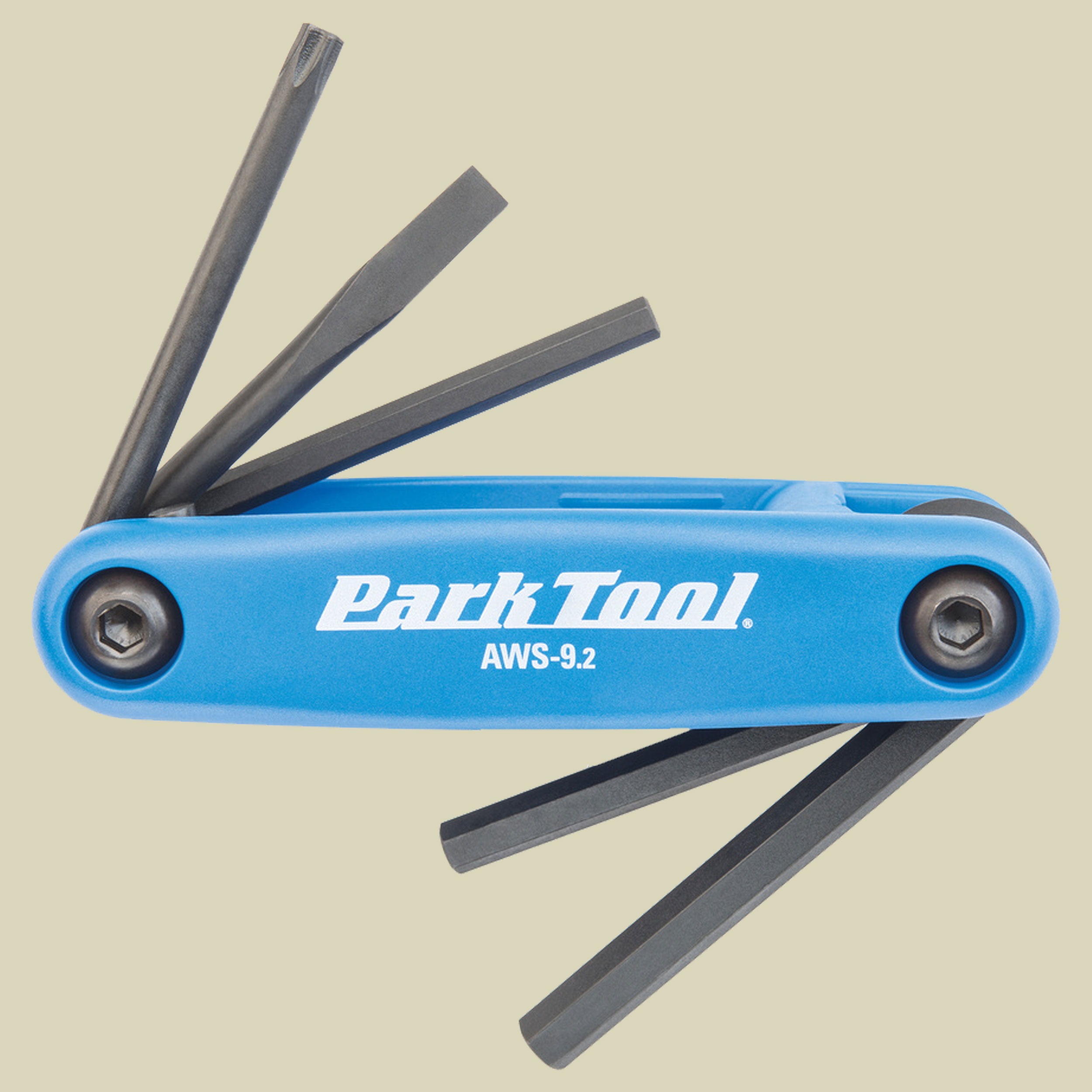 Park Tool AWS-9.2 Faltwerkzeug / Minitool Faltwerkzeug
