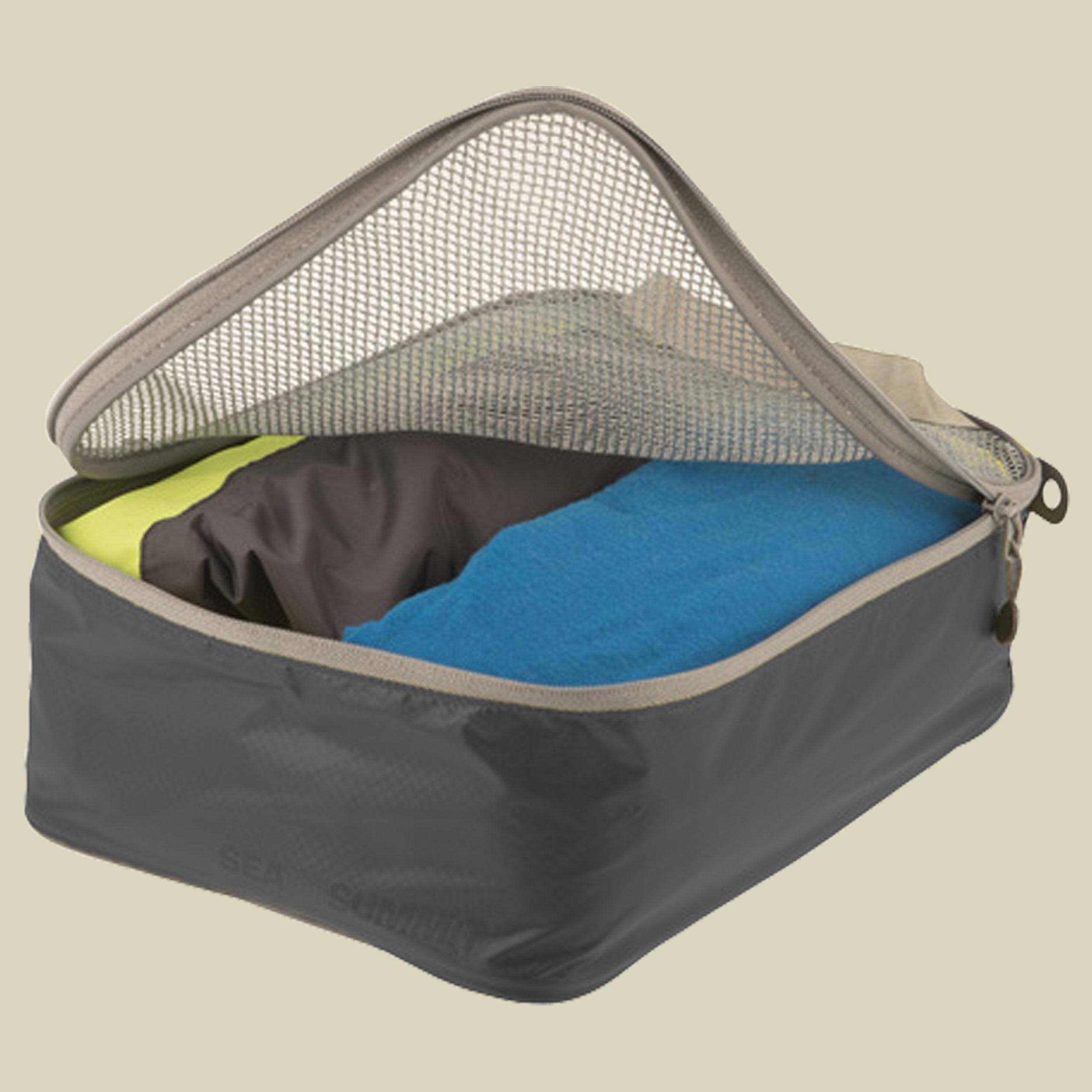 Sea to Summit Garment Mesh Bag Packhülle für Bekleidung Größe M black / grey