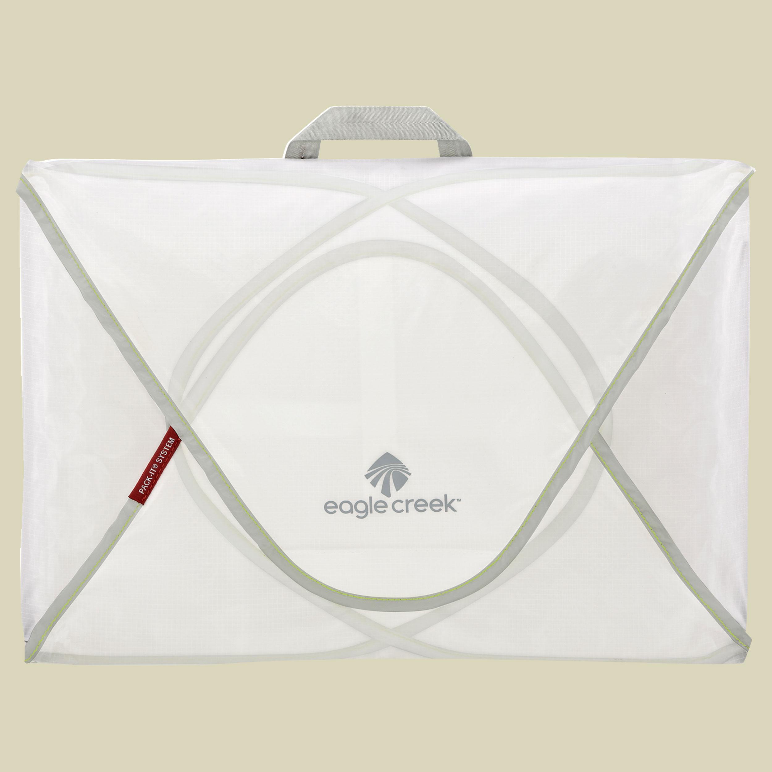 Eagle Creek Pack-It Specter Garment Folder Packsack für Kleidung Größe medium white/strobe