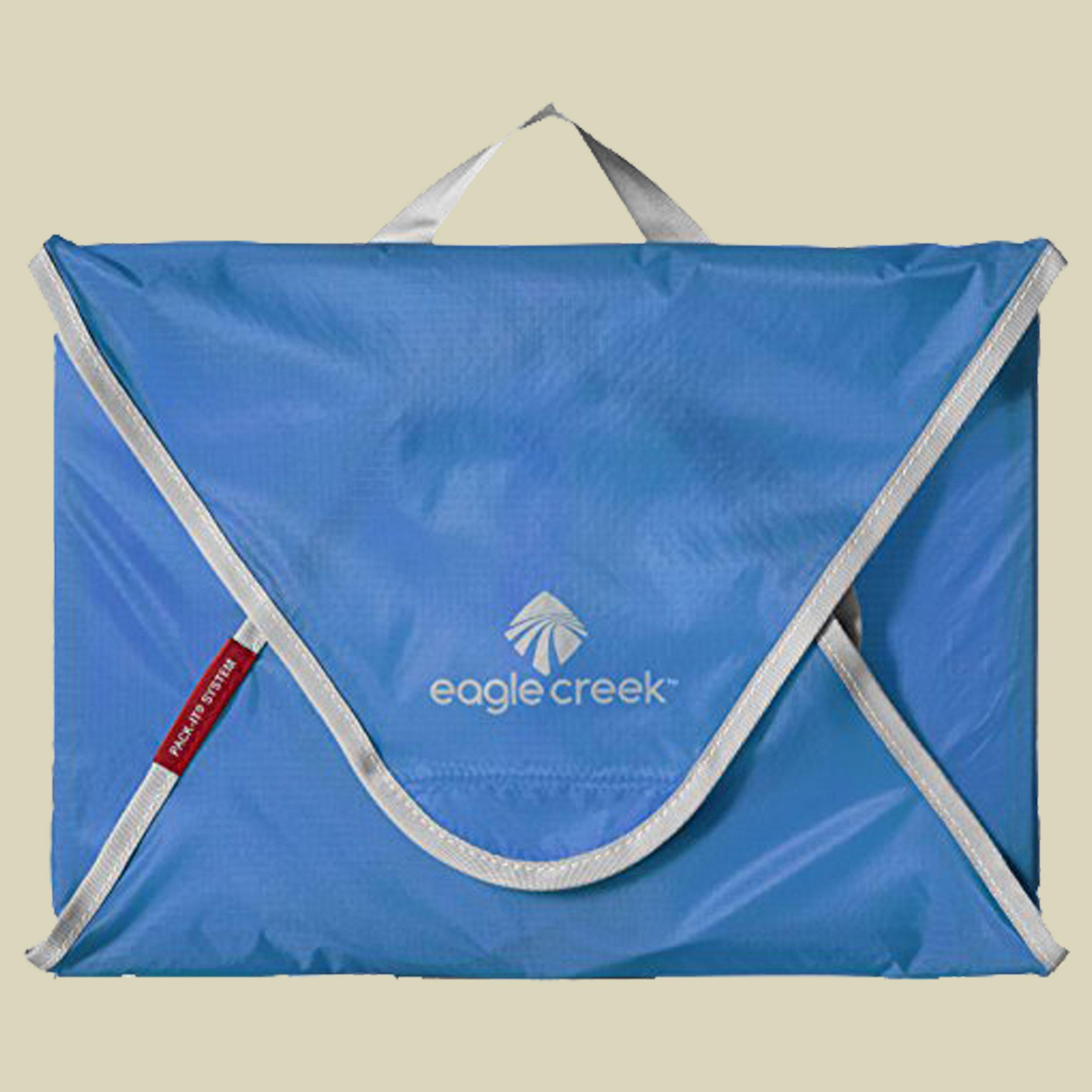 Eagle Creek Pack-It Specter Garment Folder Packsack für Kleidung Größe small brilliant blue