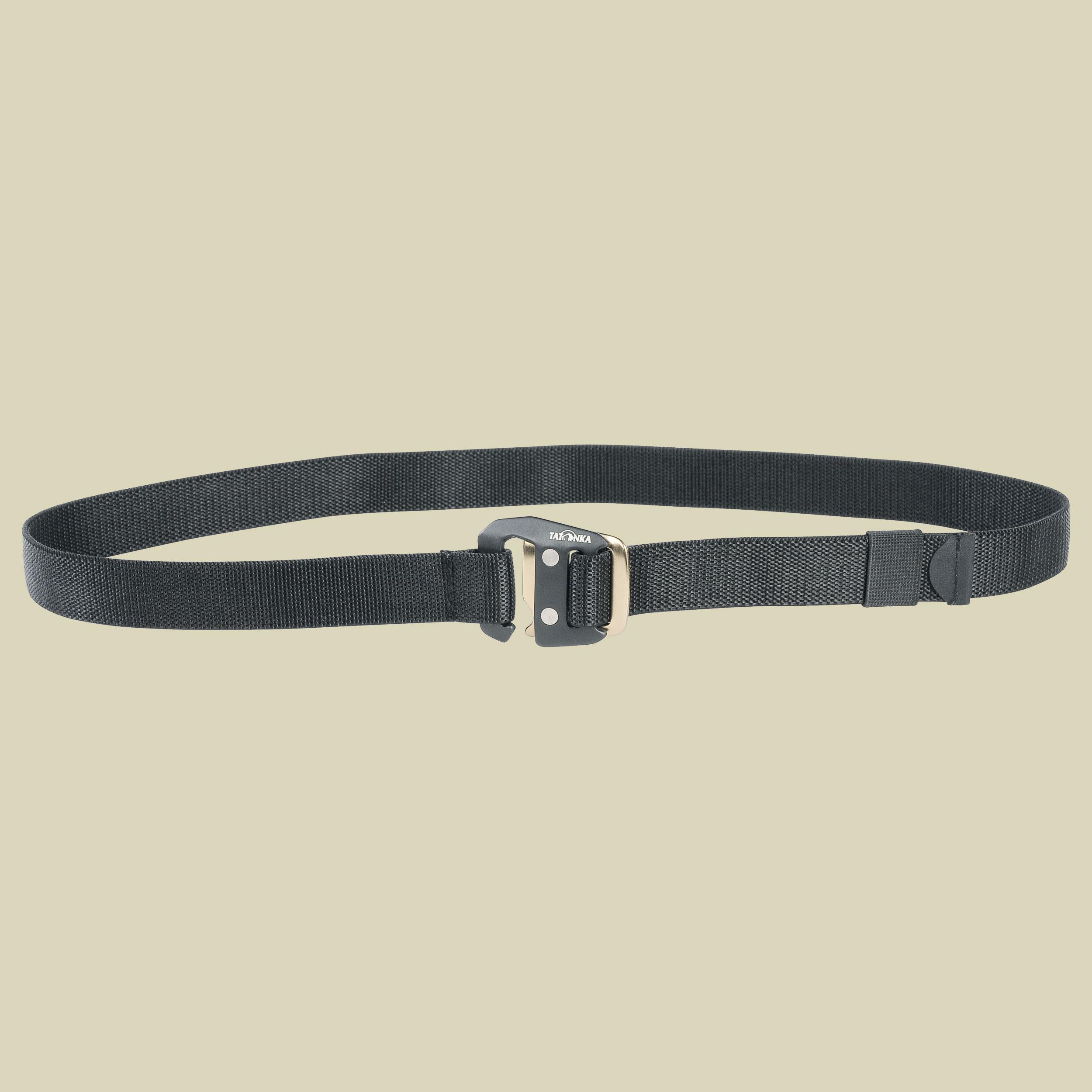 Tatonka Stretch Belt 25mm Gürtel  black