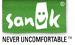 Sanuk Fraidy Funk Sandals Damen