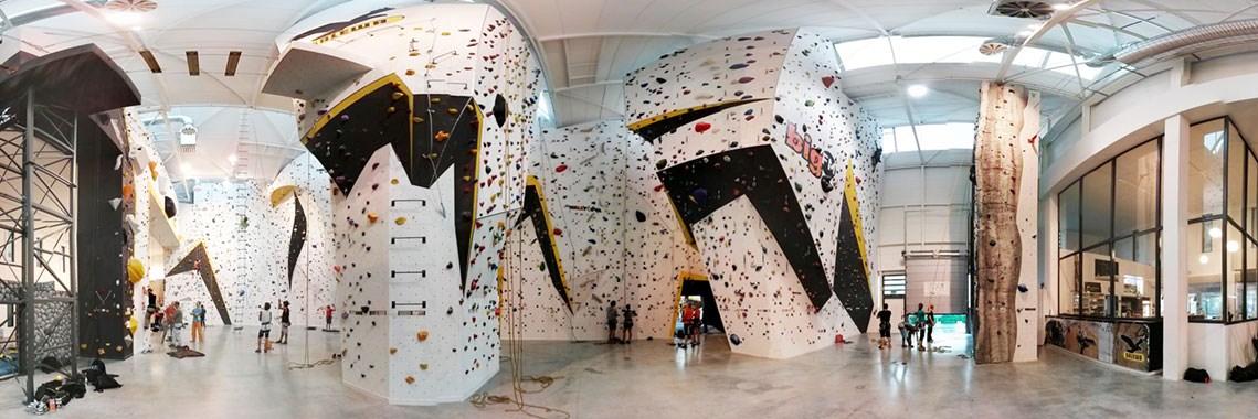 Kletterhalle Climbmax Zuffenhausen