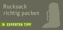 Ratgeber Rucksack packen