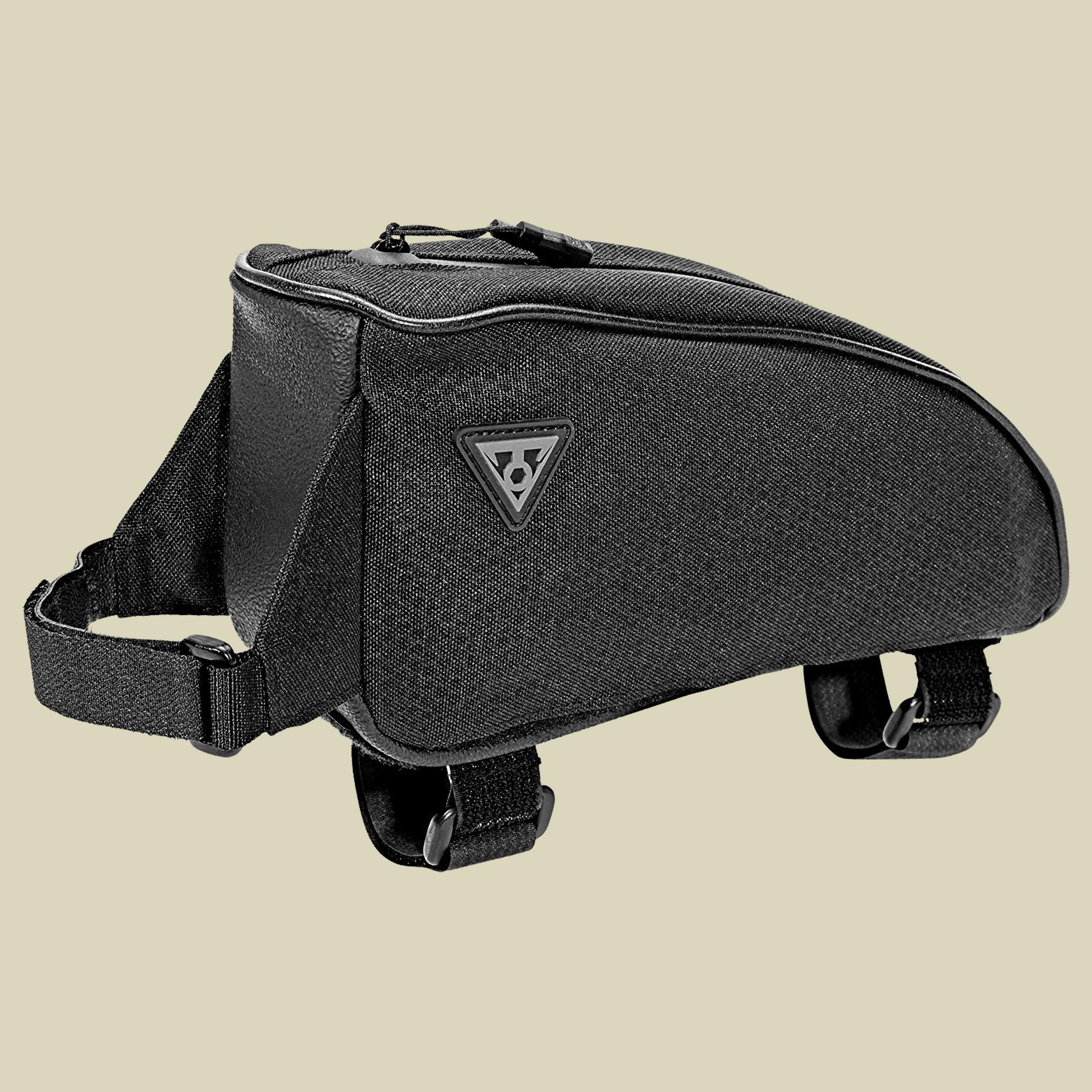 Topeak, TopLoader, Volumen 0,75 L, Fahrradtasche, schwarz