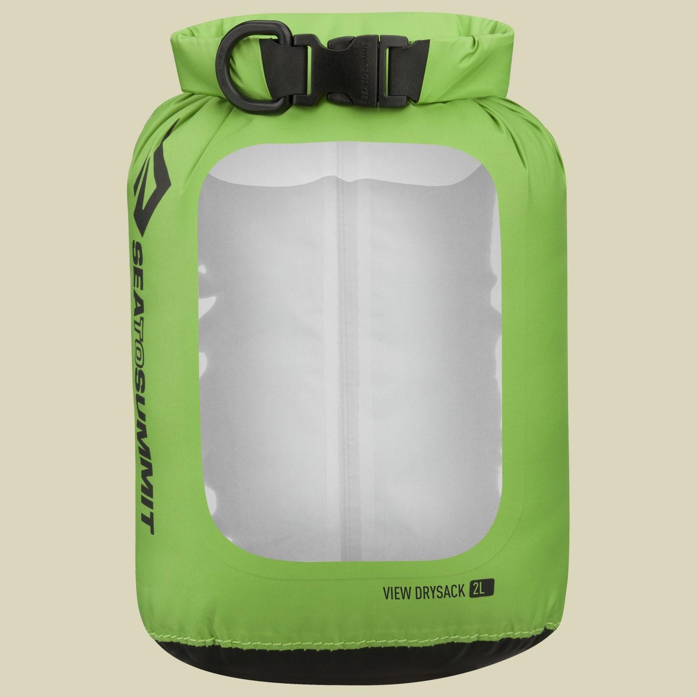 Image of Sea to Summit View Dry Sack Packsack Gr 1 l grün/grau