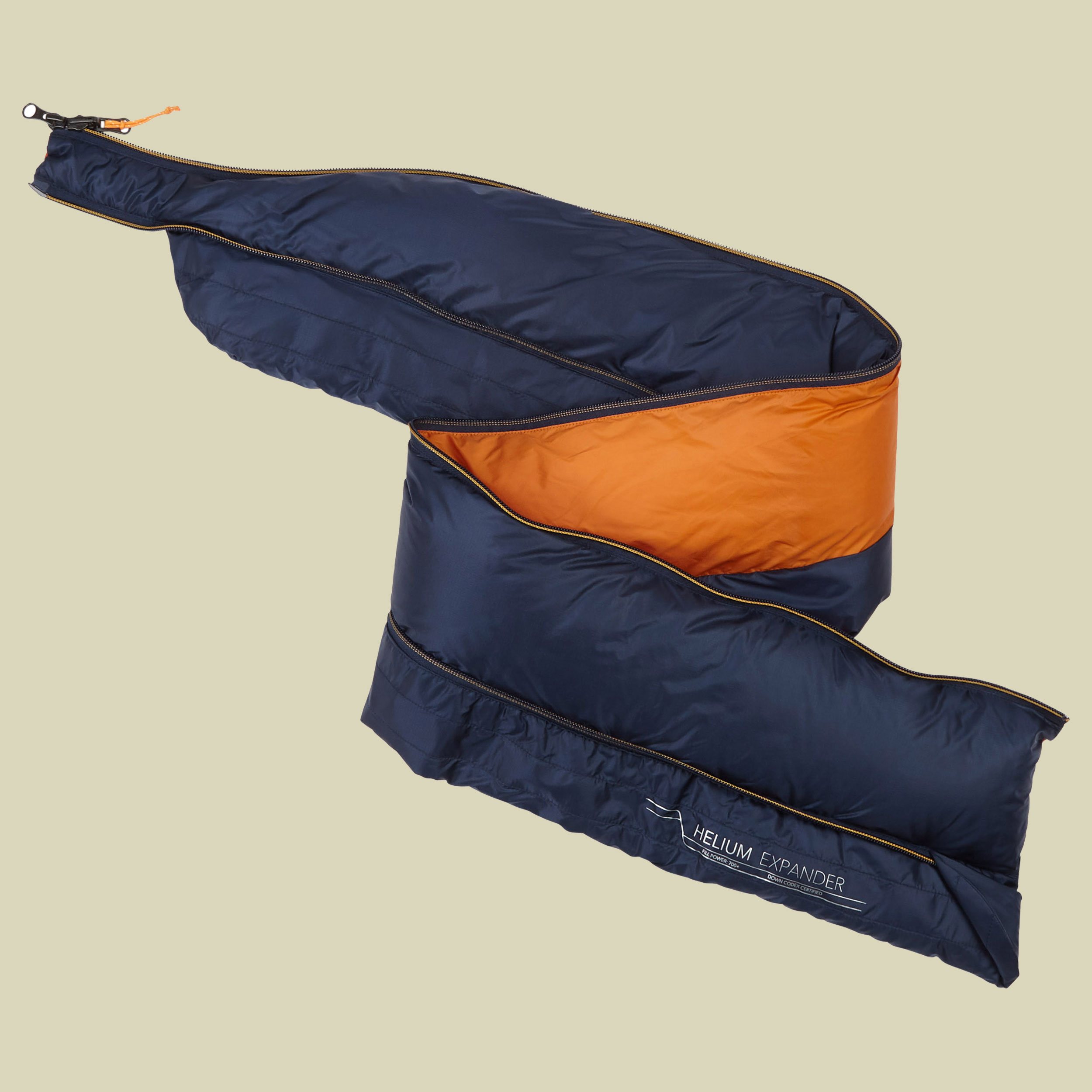 Image of Mountain Equipment Expansion Baffle Helium - Leftzip