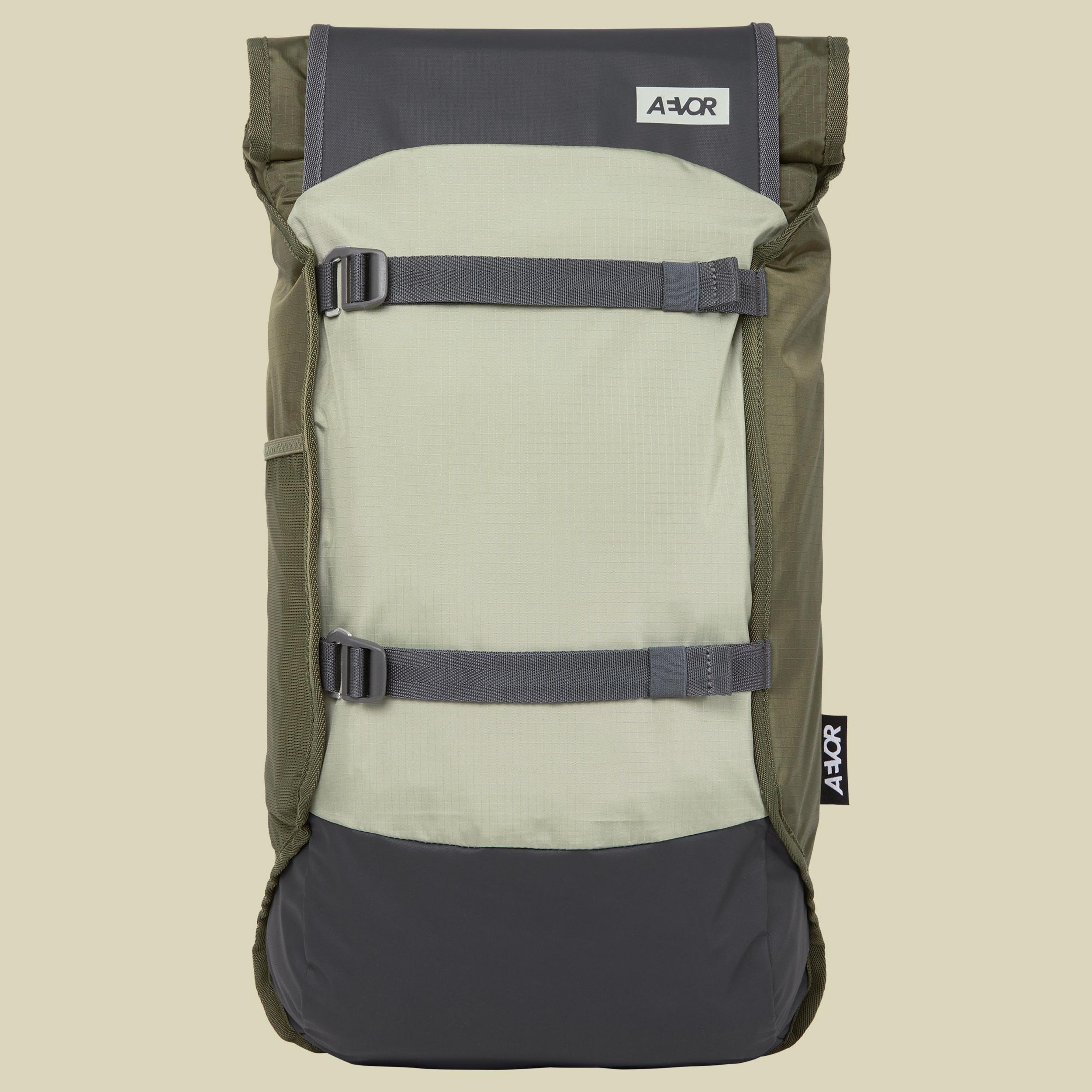Image of AEVOR Aevor Backpack Trip Daypack Volumen 26 blend olive