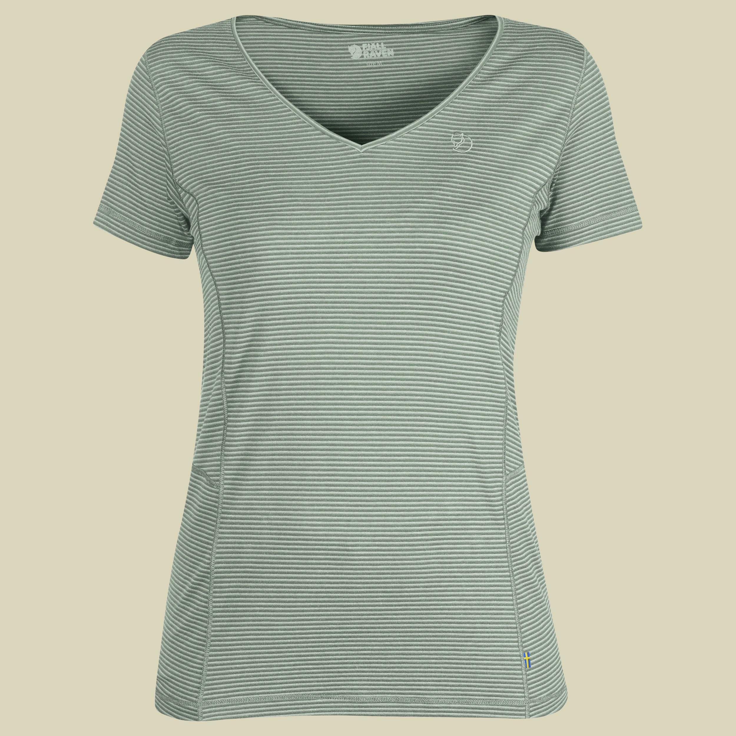 Image of Fjällräven Women's Abisko Cool T-Shirt Gr XS grau