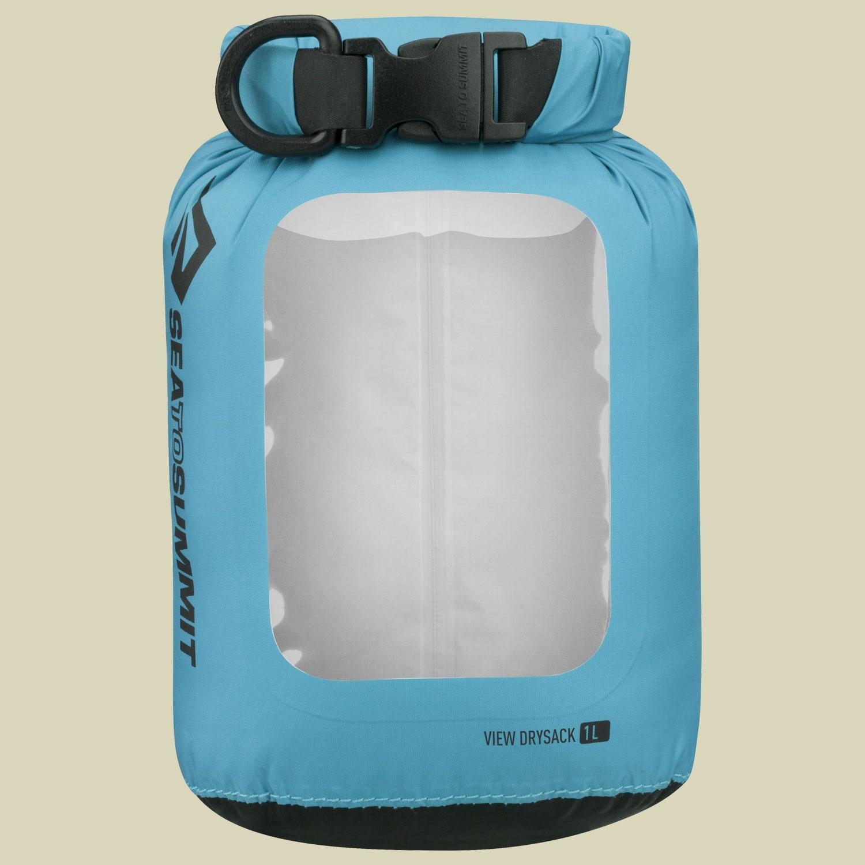 Image of Sea To Summit View Dry Sack - Wasserdicher Packsack - 1 Liter - blue