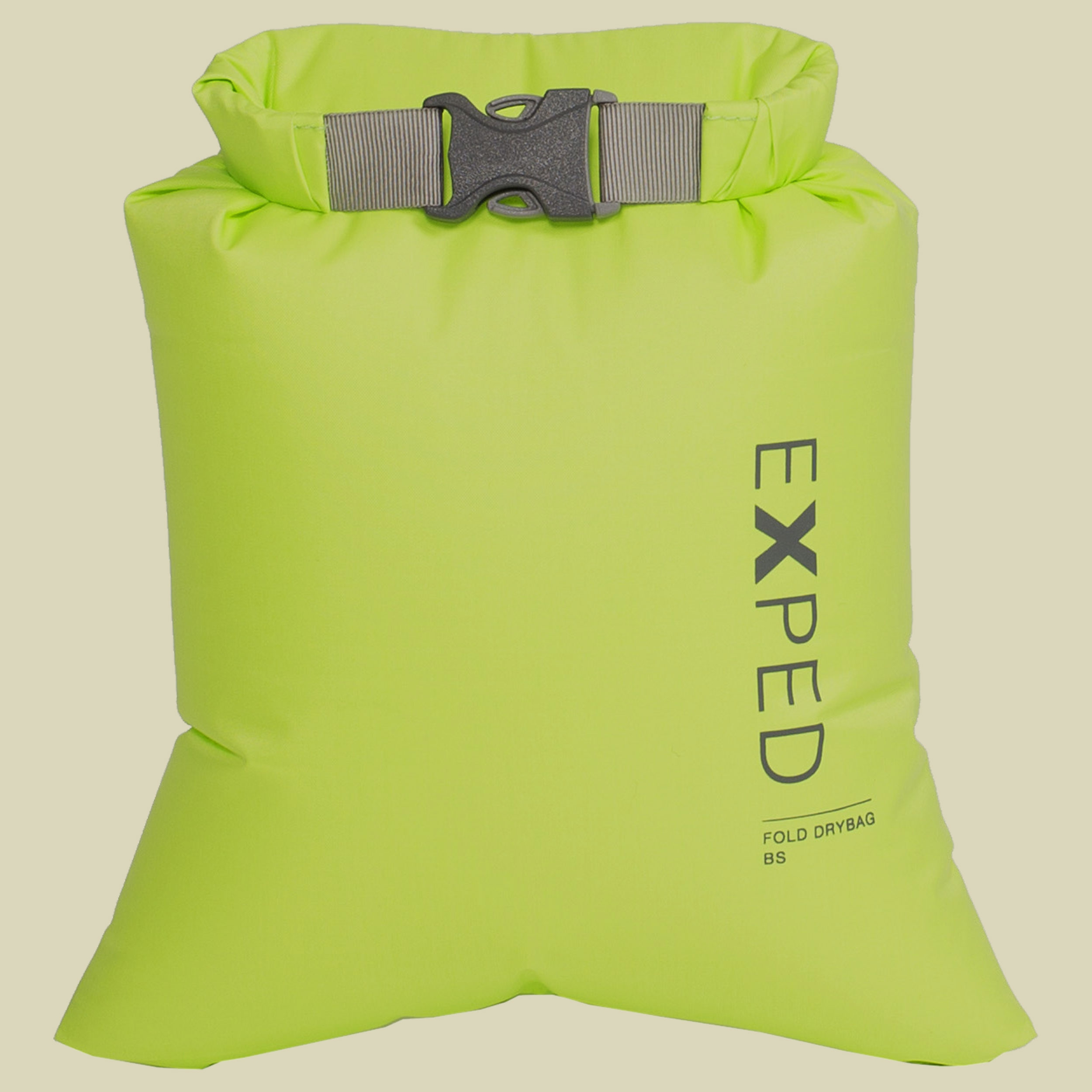 Image of Exped Fold Drybag BS Packsack Gr 1 l XXS grün