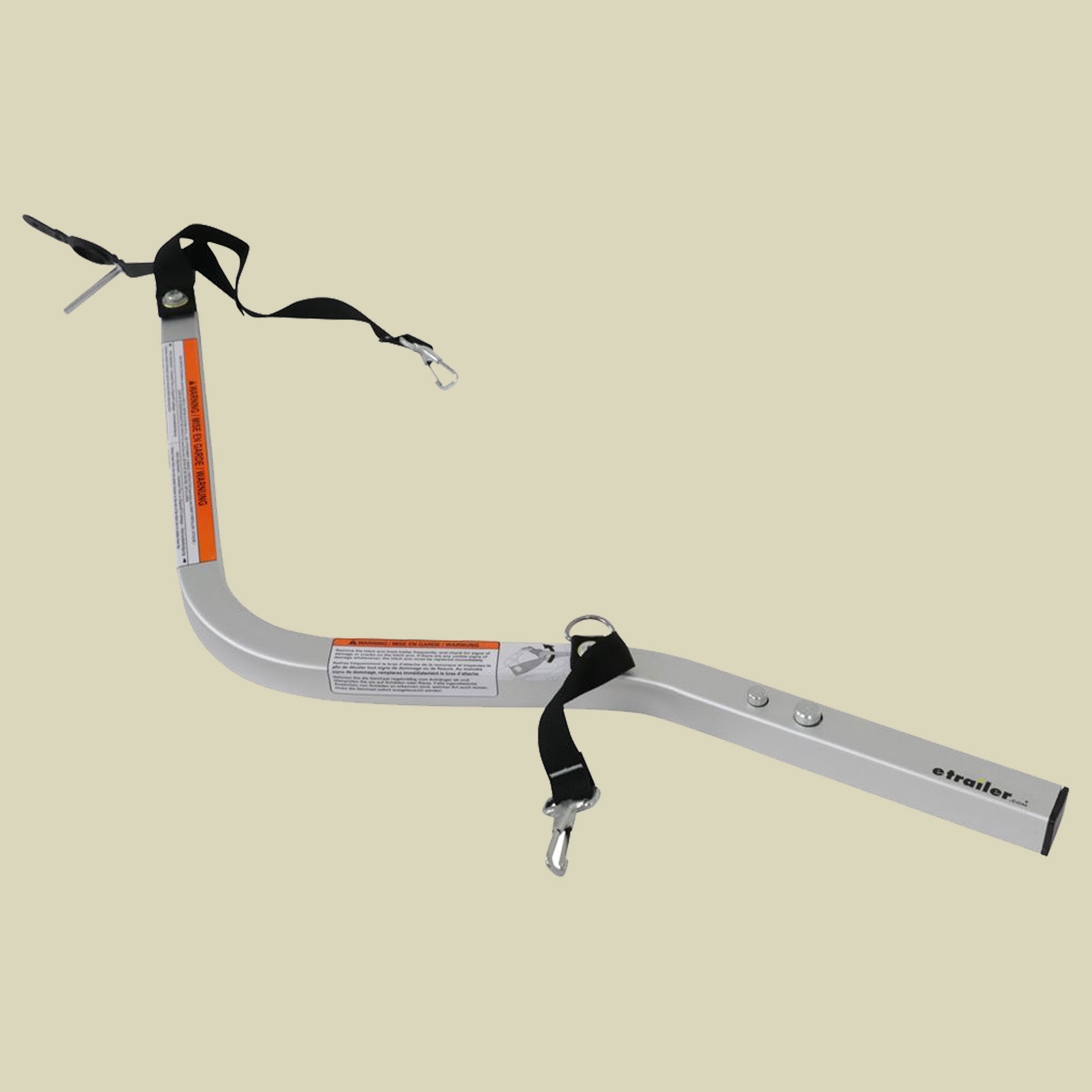 Thule, Hitch Arm Assy-BikeTrailerKit, Zubehör Kindertransporter Thule