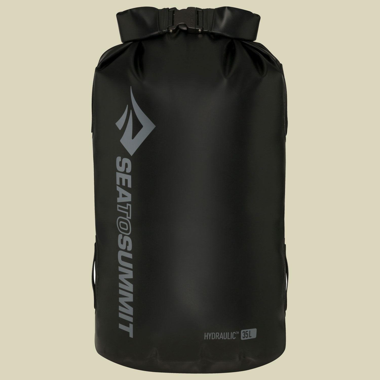 Image of Sea to Summit Hydraulic Dry Bag Packsack wasserdicht Volumen 35 black