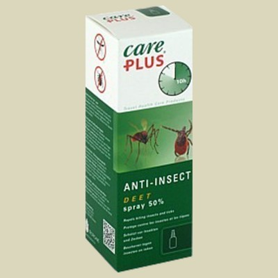 Tropicare Care Plus Anti-Insect Deet Spray 50%
