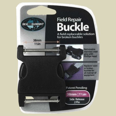 Sea to Summit Field Repair Buckle Side Release 38 mm (2 Pin)