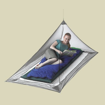 Sea to Summit Nano Mosquito Pyramid Net Single