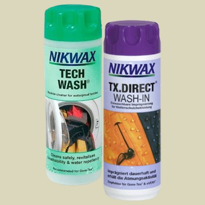 Nikwax Twin Tech Wash/TX Direct Wash In 600 ml