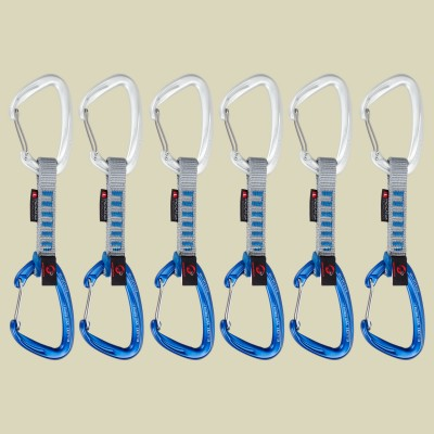Mammut Crag Wire 10 cm Indicator 6-Pack Quickdraws