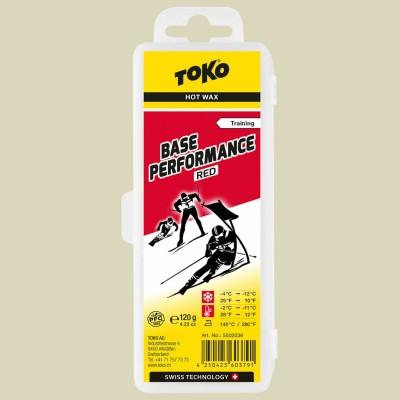Toko Base Performance Red