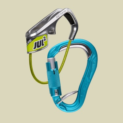 Edelrid Jul2 Belay Kit Bulletproof Triple