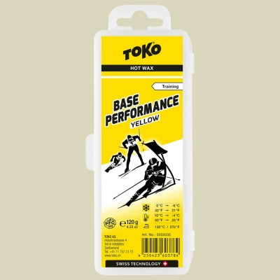 Toko Base Performance Yellow