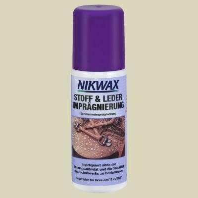 Nikwax Stoff und Leder Imprägnierung 125ml
