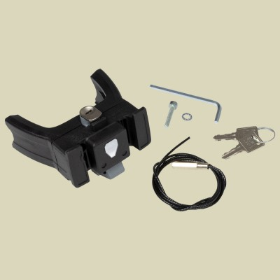 Ortlieb Lenkerhalterung Handlebar Mounting-Set E-Bike with Lock