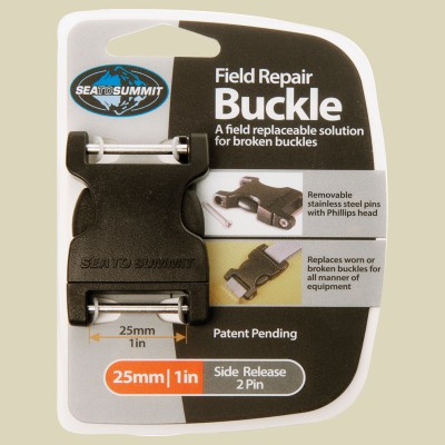 Sea to Summit Field Repair Buckle Side Release 25 mm (2 Pin)
