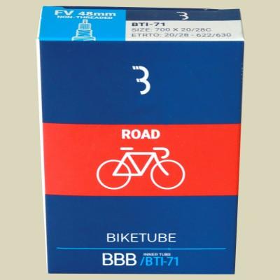 BBB Cycling BTI-71 BikeTube 28  FV