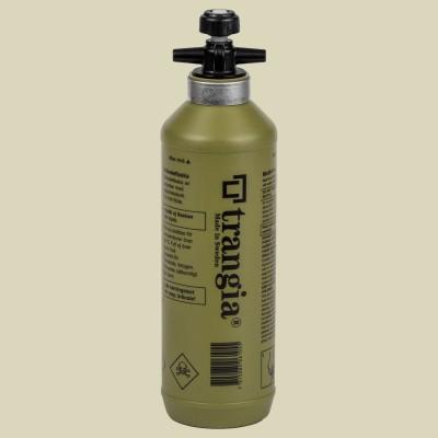 Trangia Flüssigbrennstoff-Sicherheitstankflasche 0,5l oliv