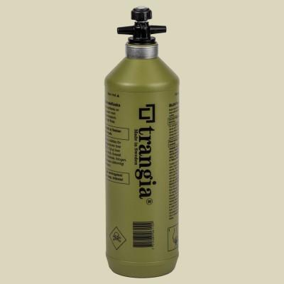 Trangia Flüssigbrennstoff-Sicherheitstankflasche 1,0 l oliv