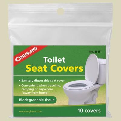 Coghlans Coghlans Toilettenauflagen (10 Stück)