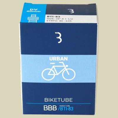 BBB Cycling BTI-83 BikeTube 28  DV