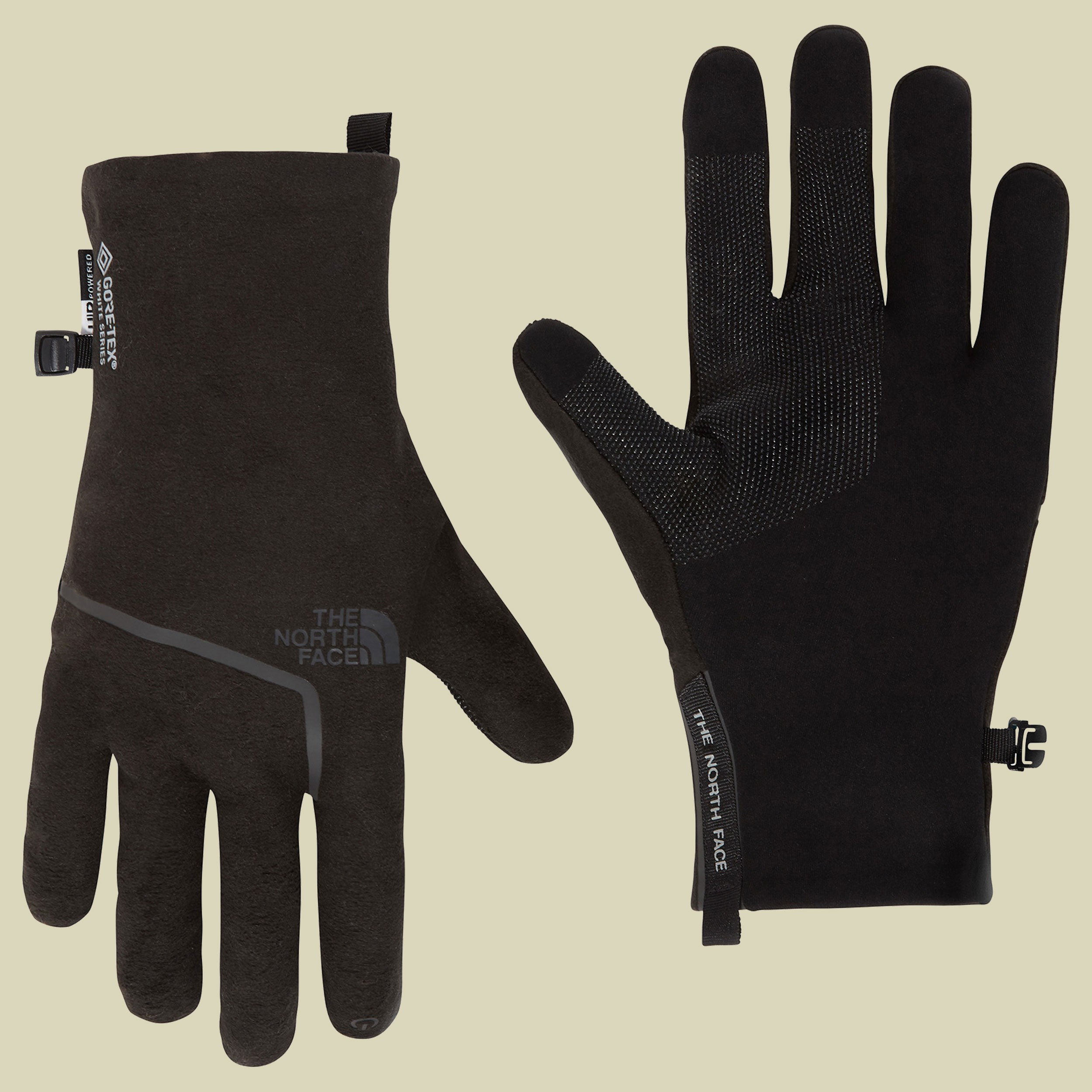 Gore Closefit Fleece Glove Men