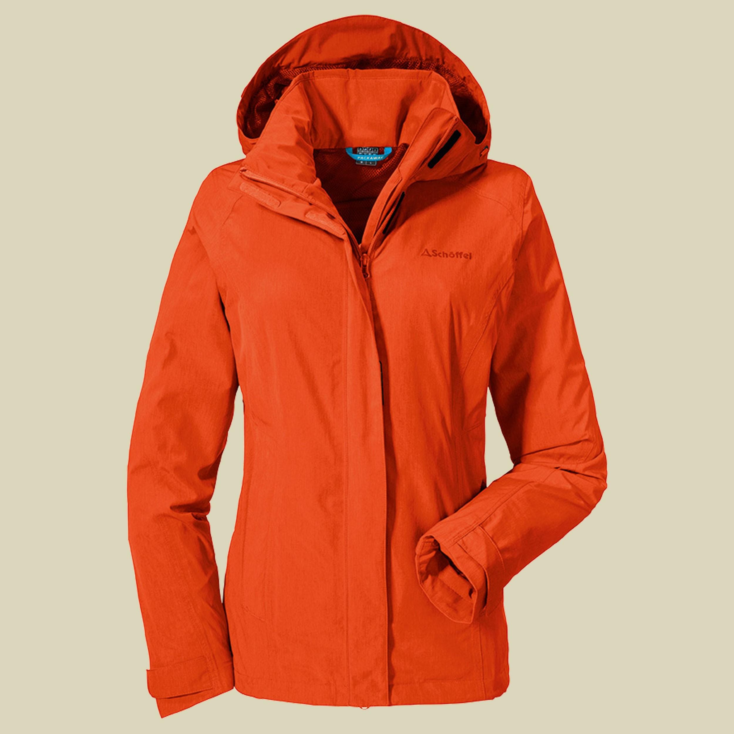 Easy L3 Jacket Women / MEL
