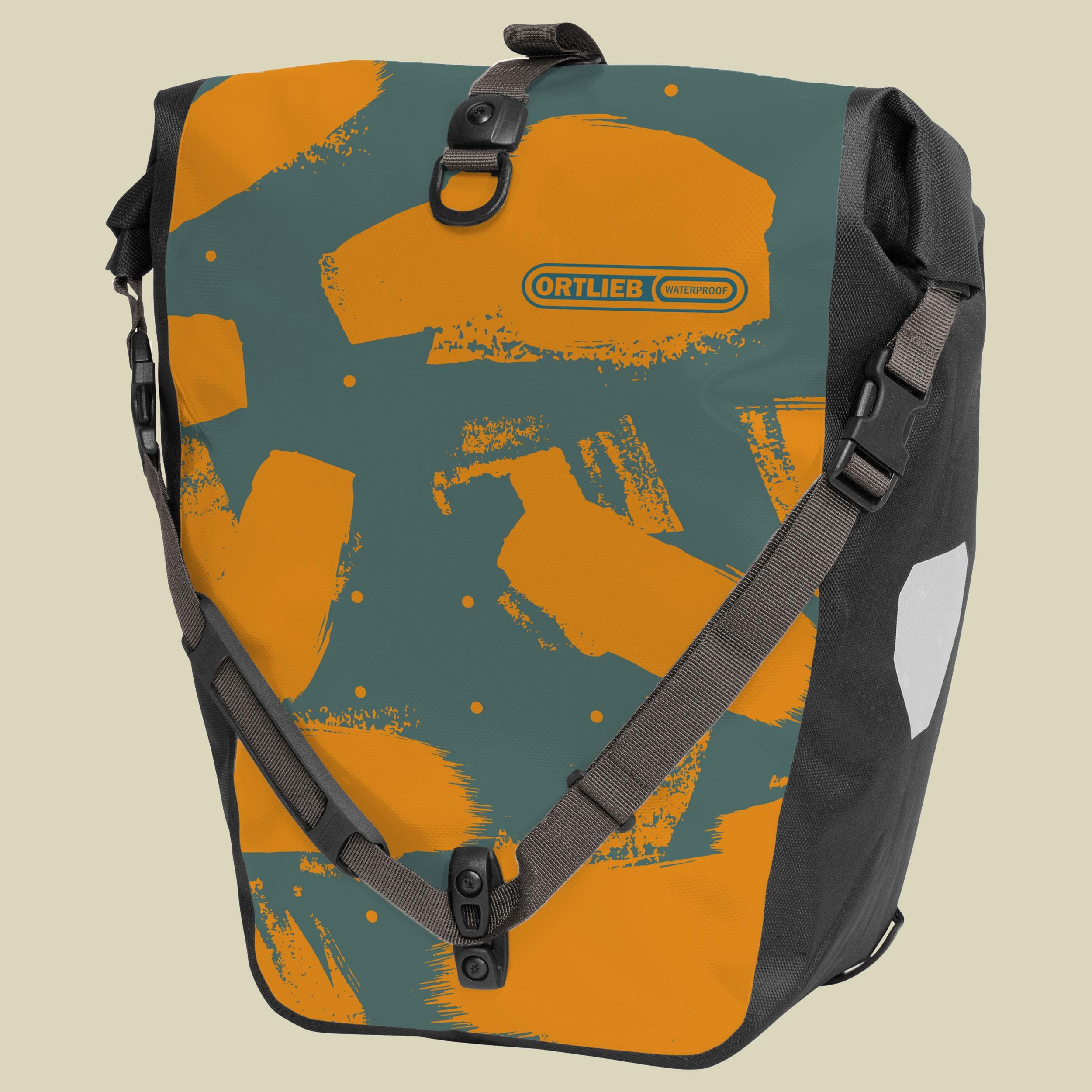 Back-Roller Design (Einzeltasche)