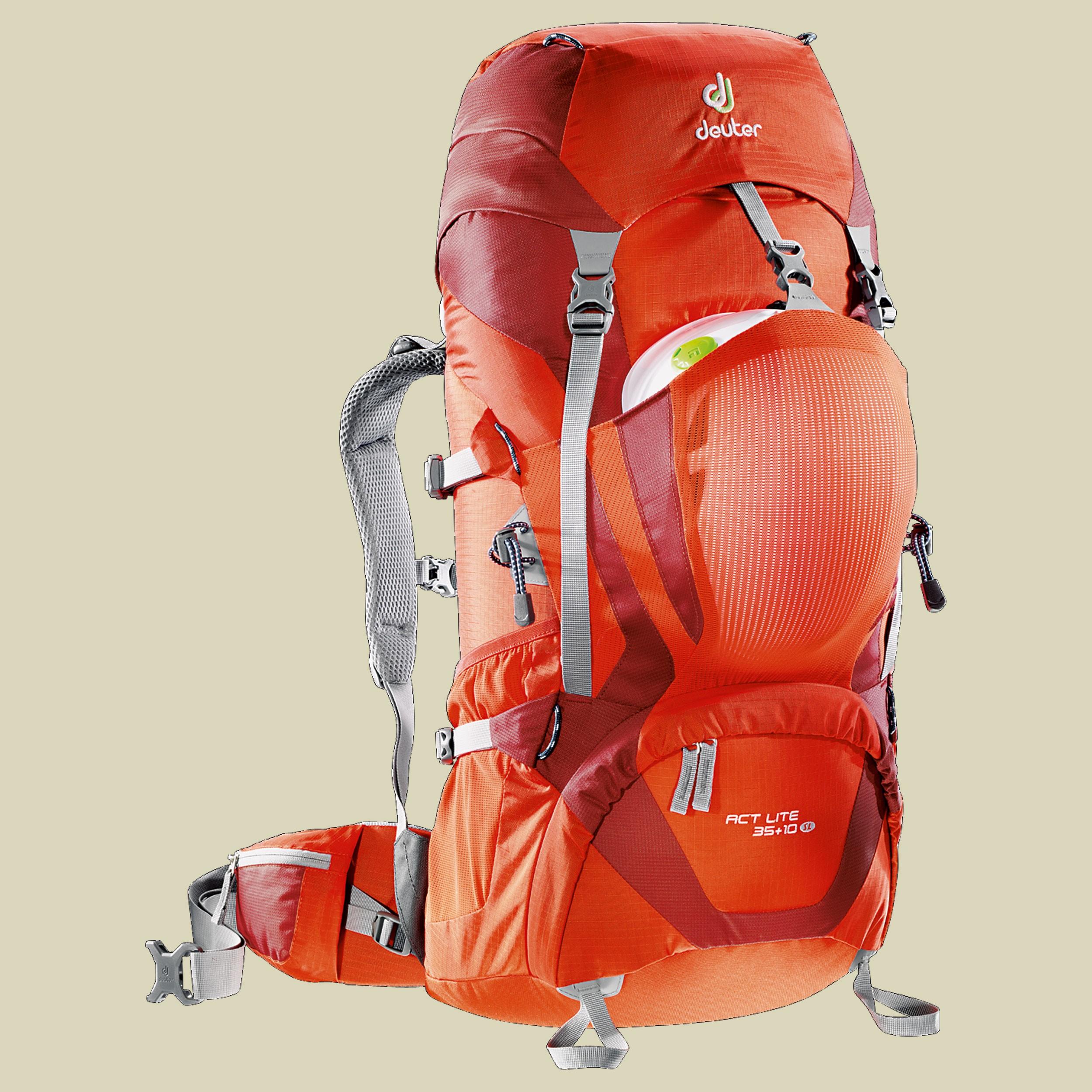 vollständige Palette von Spezifikationen Heiß-Verkauf am neuesten neues Design Deuter - ACT Lite 35 + 10 SL