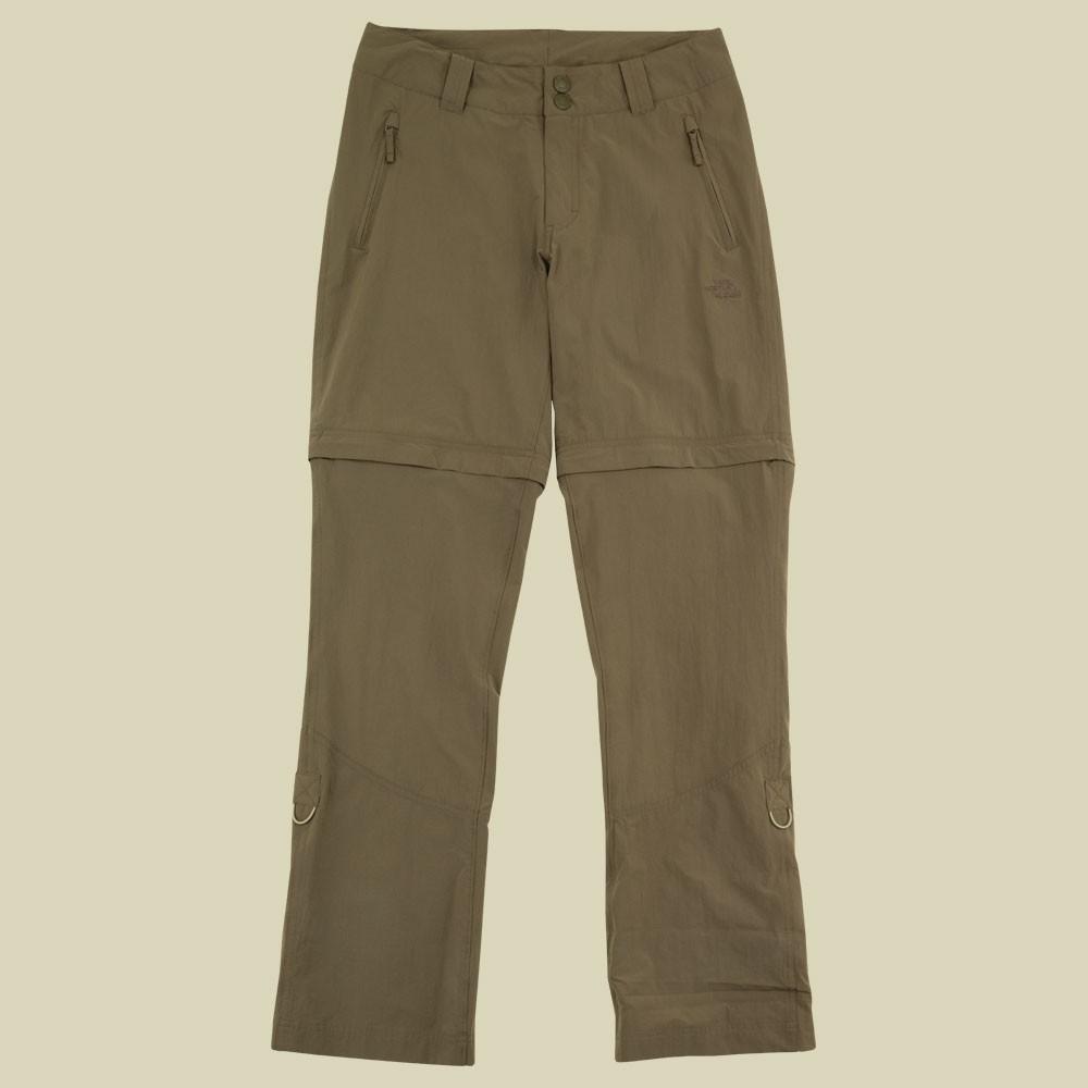 Trekker Convertible Pant Women Kurzgröße