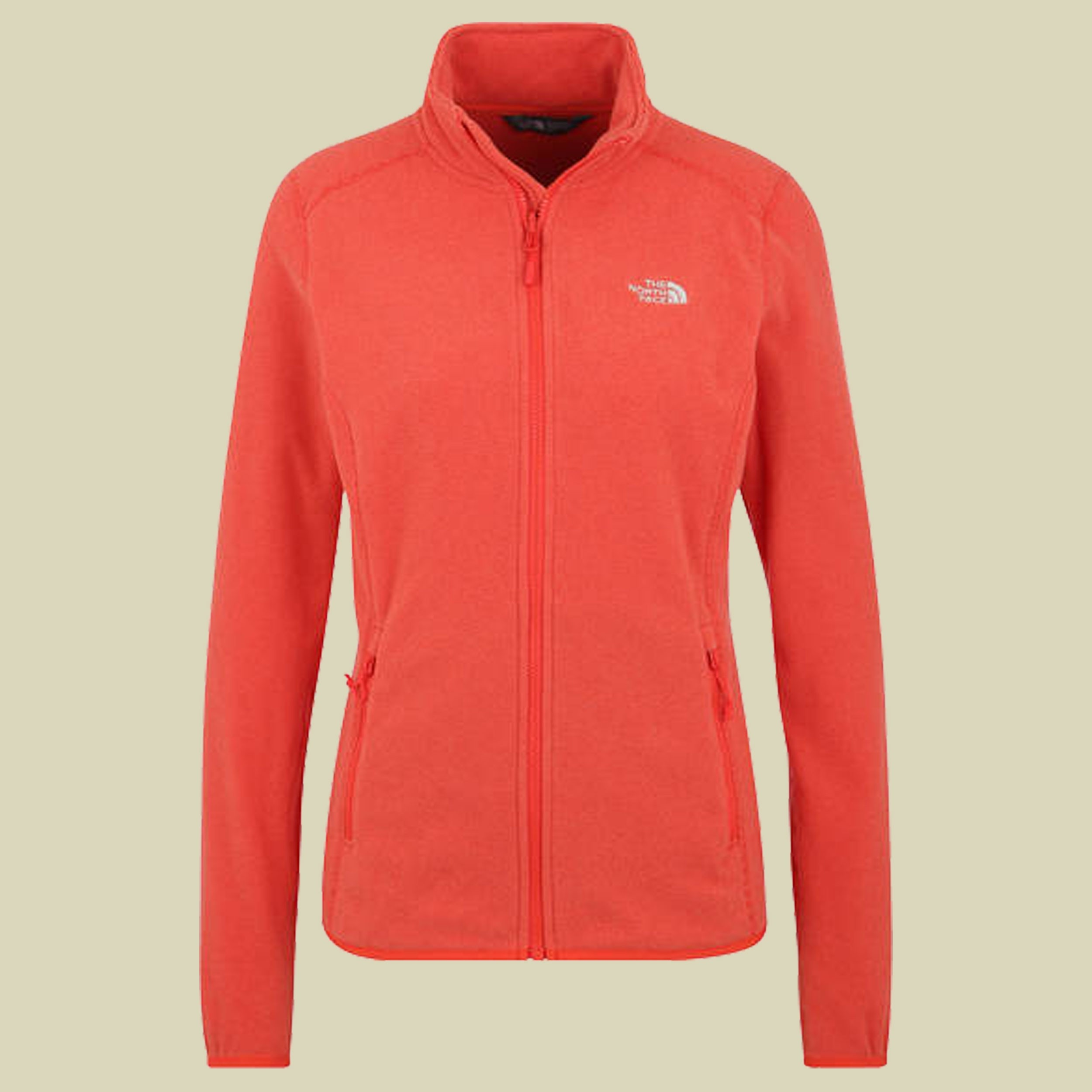 100 Glacier Full Zip Women