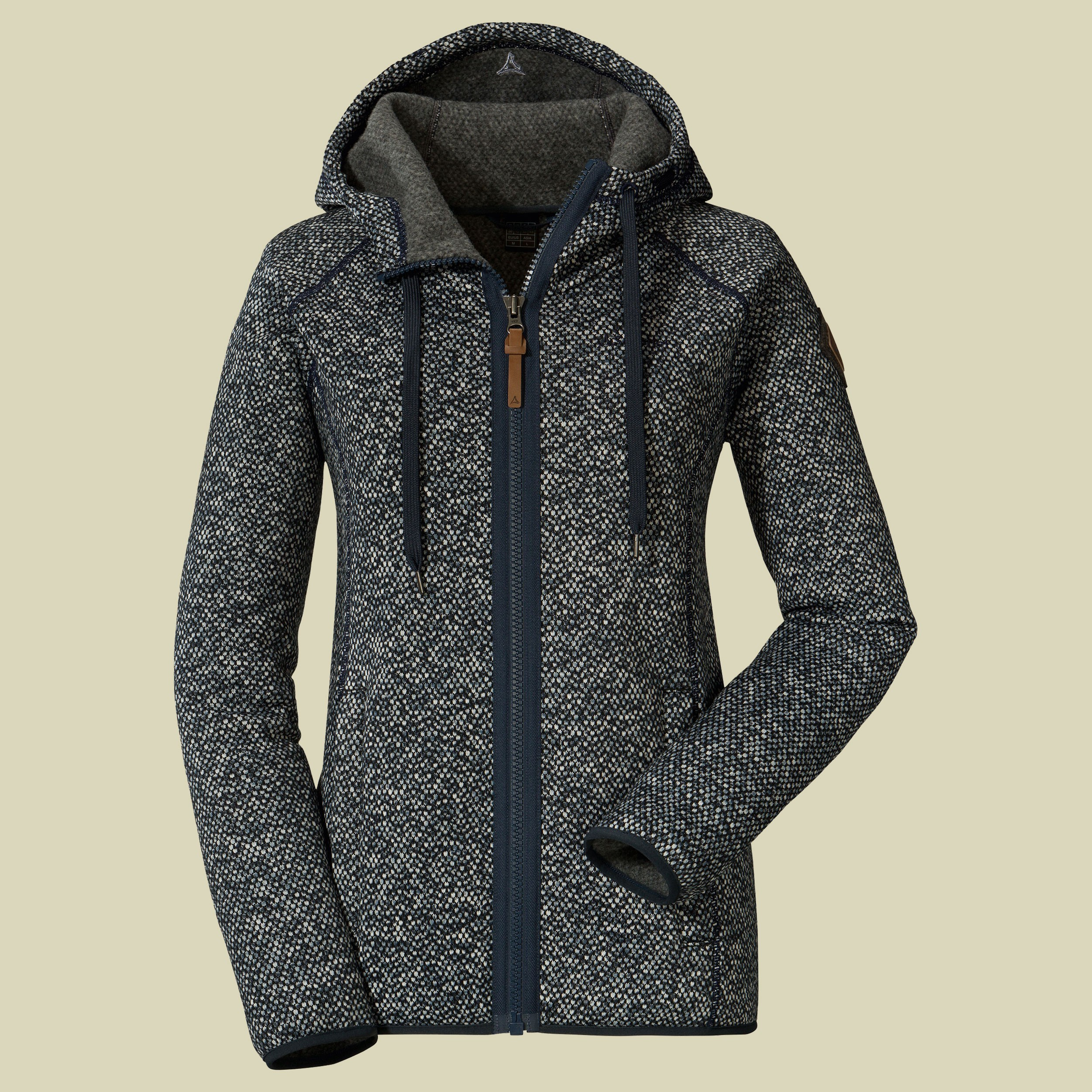 Fleece Hoody Aberdeen2 Women